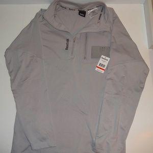 NWT Reebok Sport Pullover Quarter Zip
